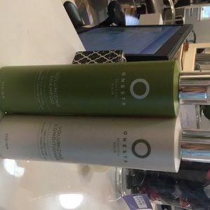 Volumizing onesta Shampoo & conditioner
